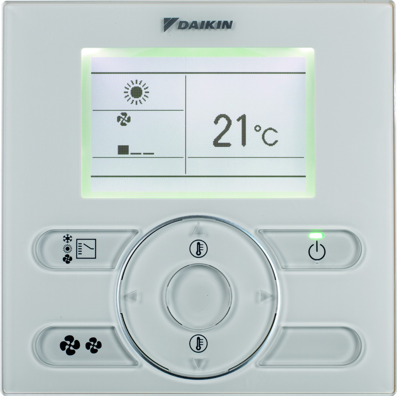 Brc2e52c daikin for Simbolos aire acondicionado daikin