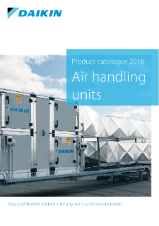 810_Air handling units_Product catalogue