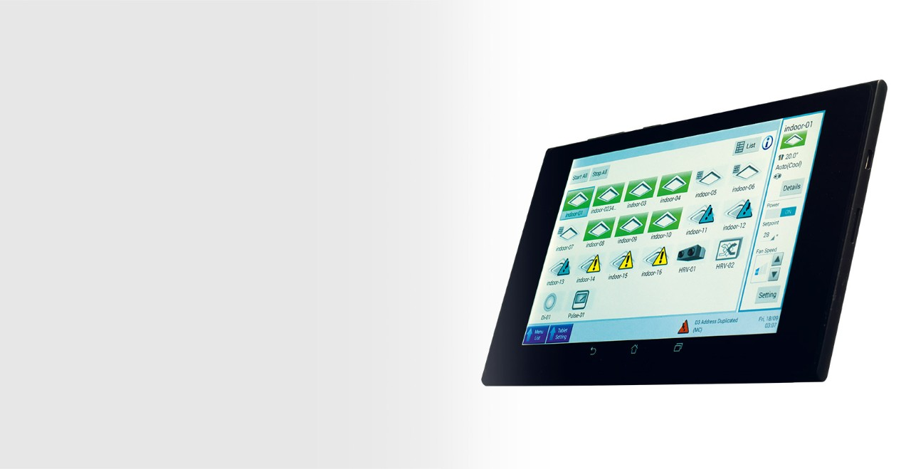 Intuitive Tablet Controller