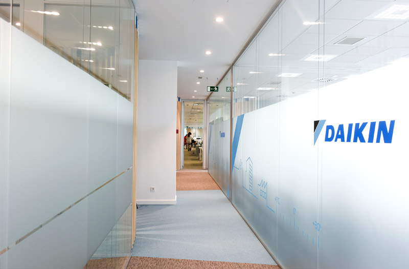 Daikin corporate about us